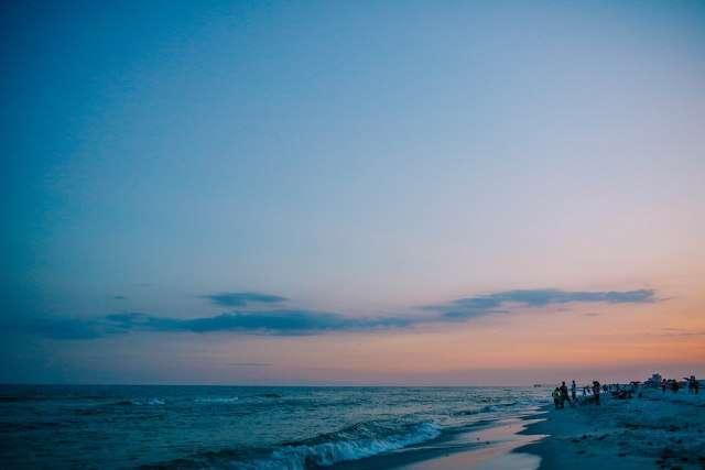 beach smaller