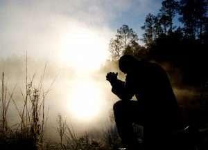 prayer practice for Lent
